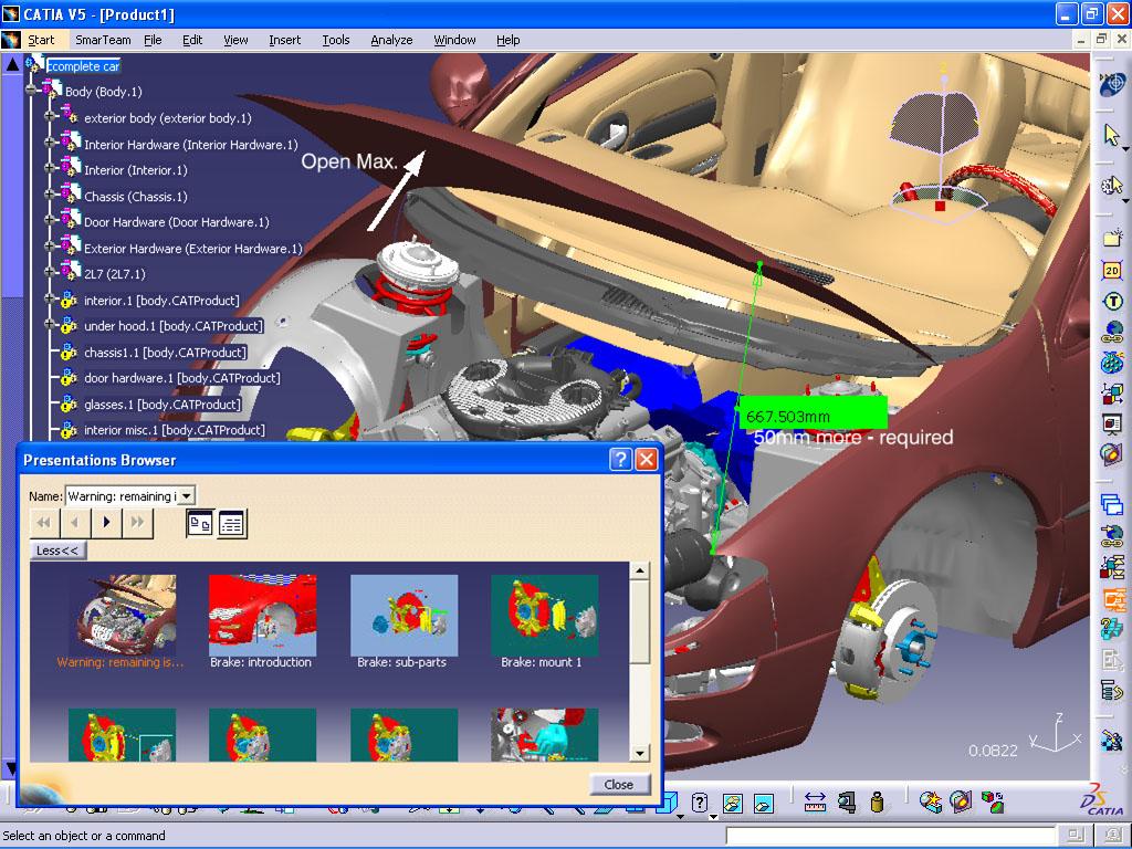 CATIA-V5-Collaborative-Product-Review-PRE