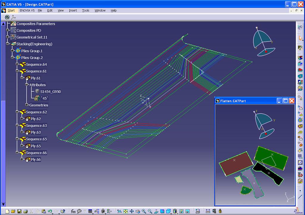 CATIA-V5-Composites-Manufacturing-Preparation