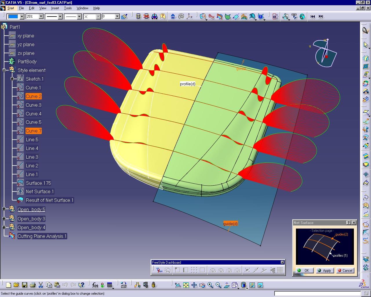 CATIA-V5-Free-Style-Shape-Design-FSX